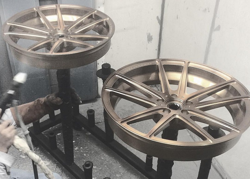 5 Benefits Of Powder Coating Your Wheels