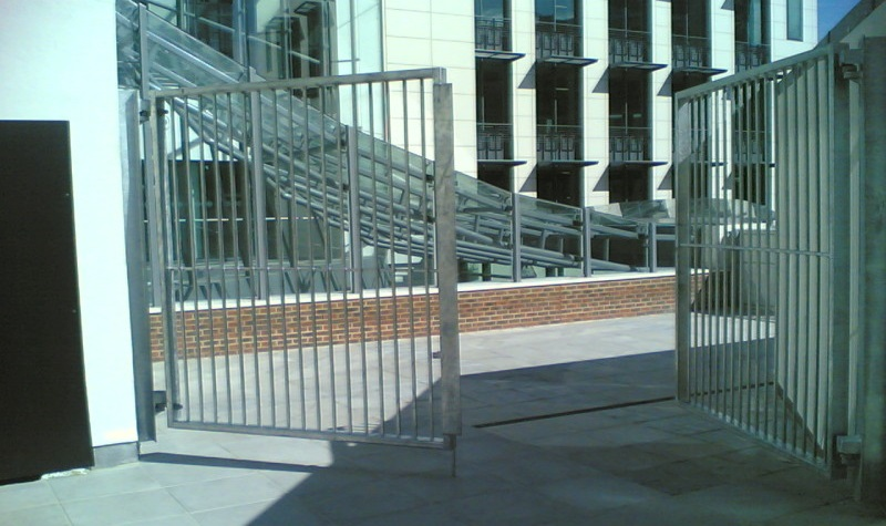 How To Specify Your Metal Security Gates Correctly