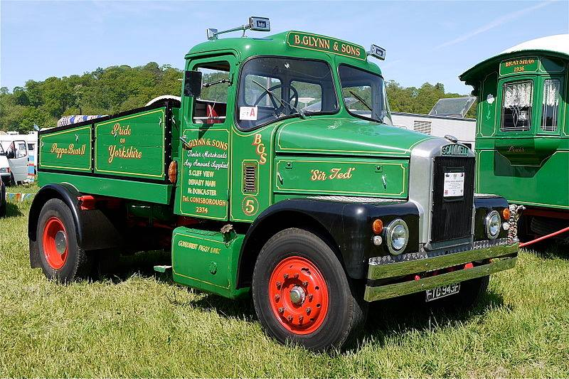 Join Us At The March Steam & Vintage Show