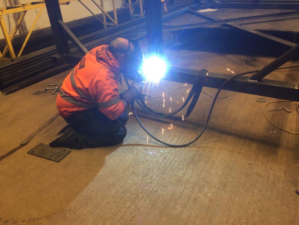 What Surfaces and Applications Benefit from Grit Blasting