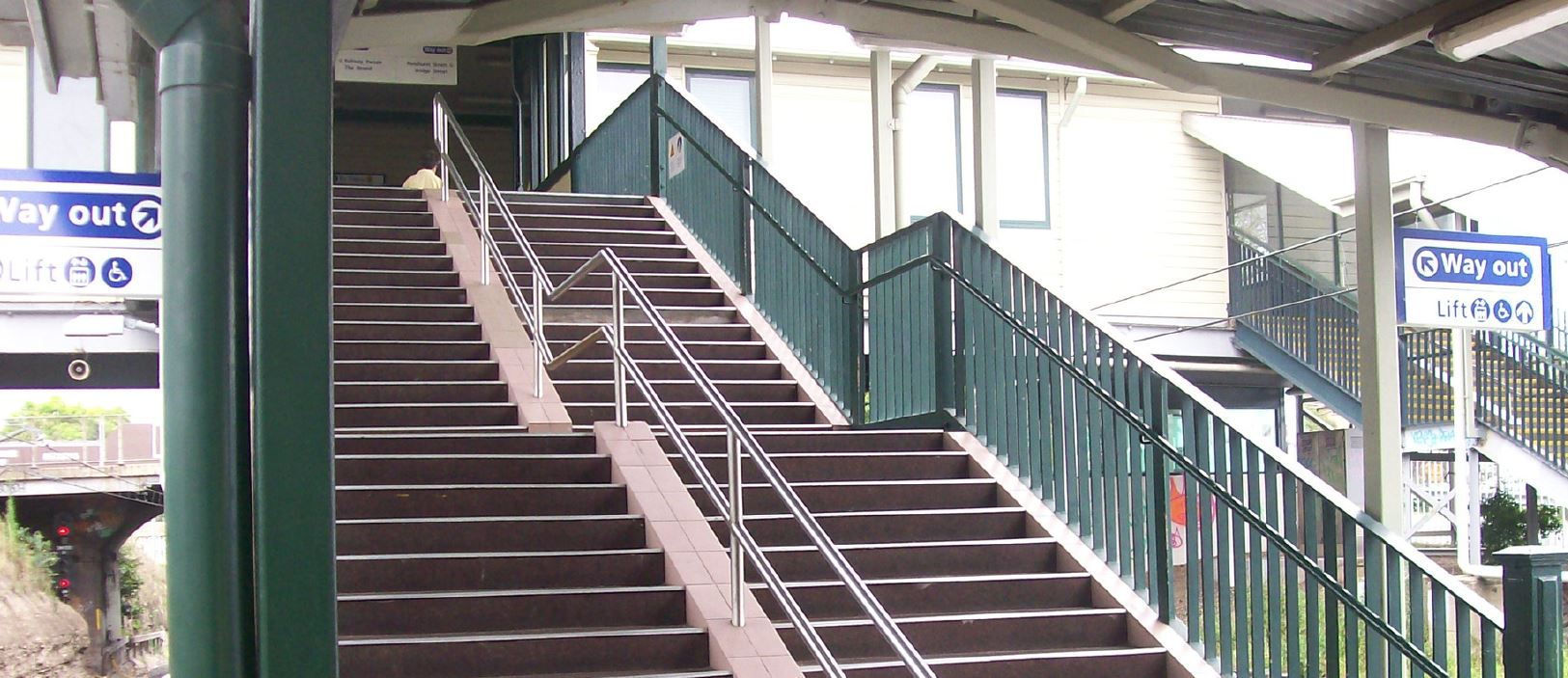 well designed staircase