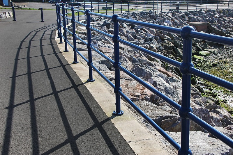 5 Most Common Metals Used To Fabricate Railings & Handrails