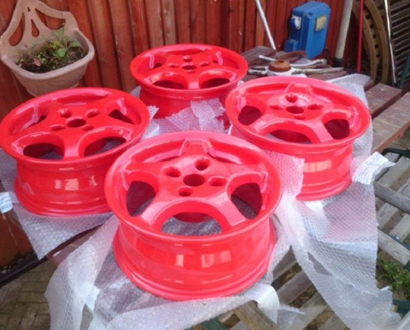 5 Problems That May Occur When Powder Coating Wheels