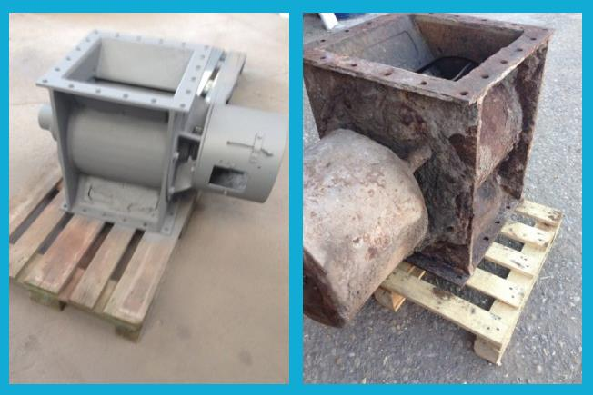 Common Examples Of Objects That Use Grit Blasting
