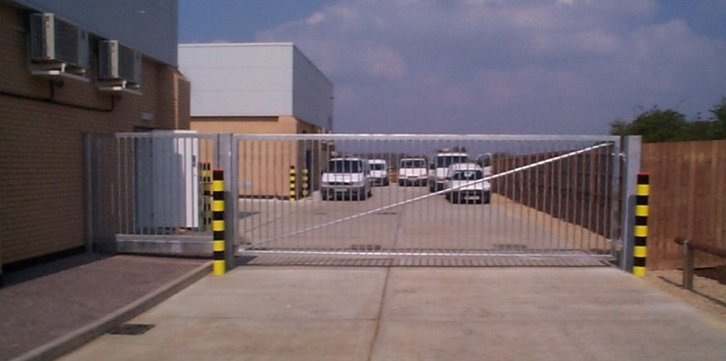 Is Steel The Best Option For Your Security Gates & Barriers?