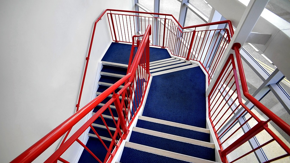 The Importance Of Finishes On Metal Handrails
