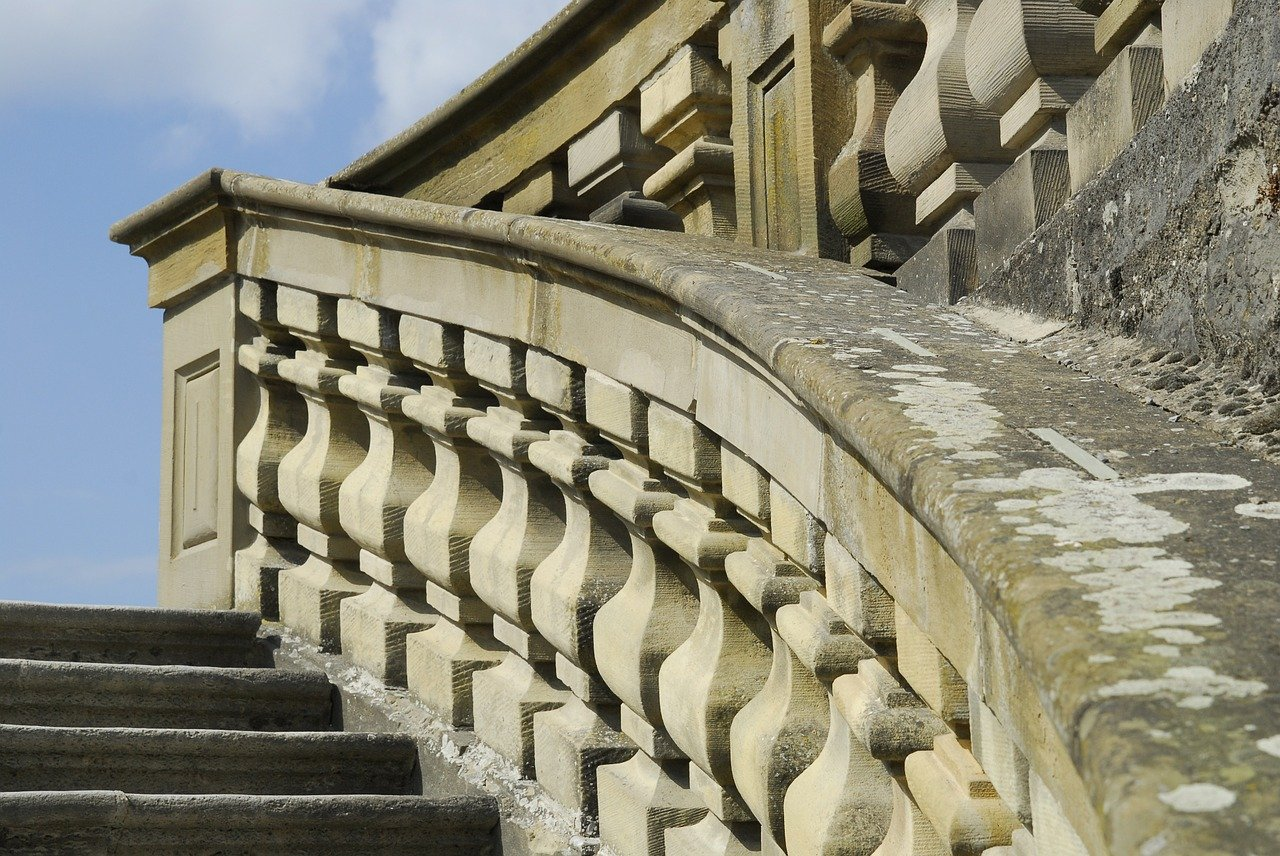 Is Stone Strong Enough To Be Used In Outdoor Railings?